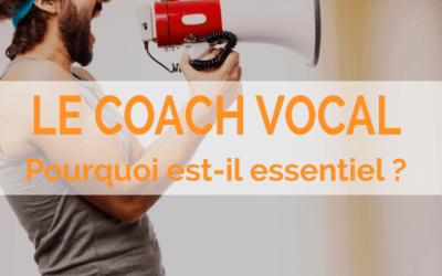Pourquoi tu as besoin d'un professeur de chant ?