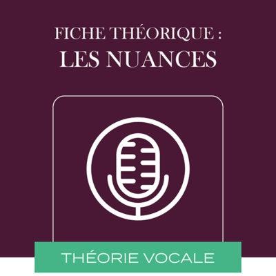 Fiche Théorique – Les nuances