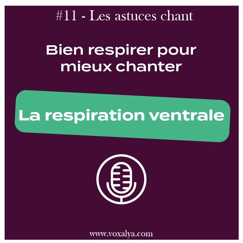 #11 – Astuces chant